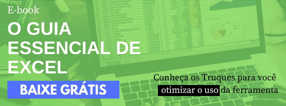 Ebook Guia Essencial de Excel